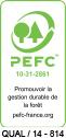 PEFC - Imprimerie Cazaux